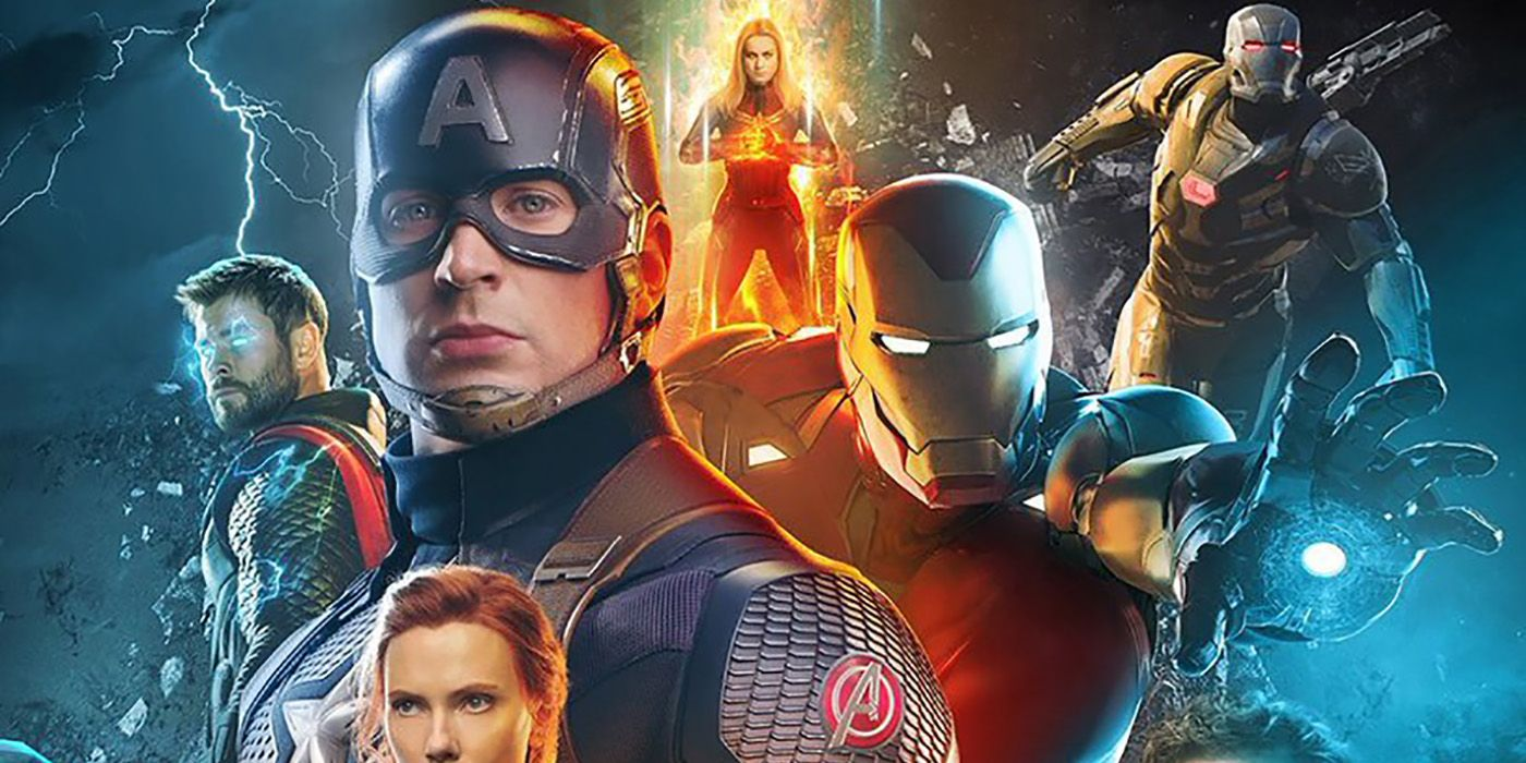 Limited Edition Avengers: Endgame Poster By BossLogic Unveiled