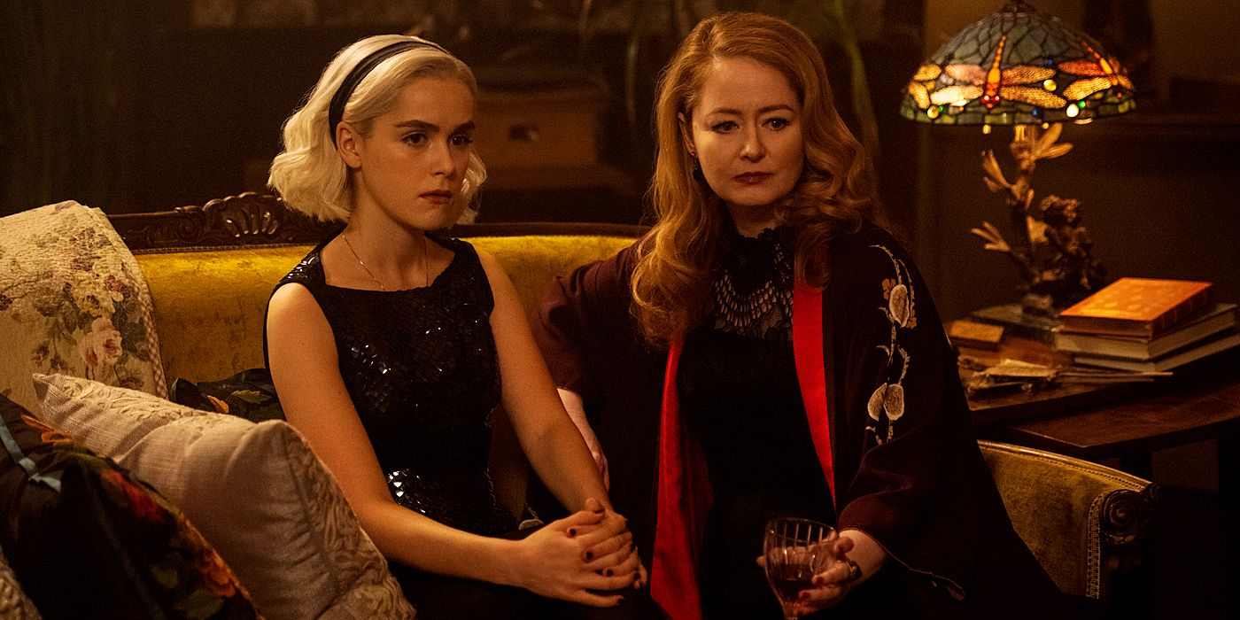How Chilling Adventures Of Sabrina Smashes The Patriarchy
