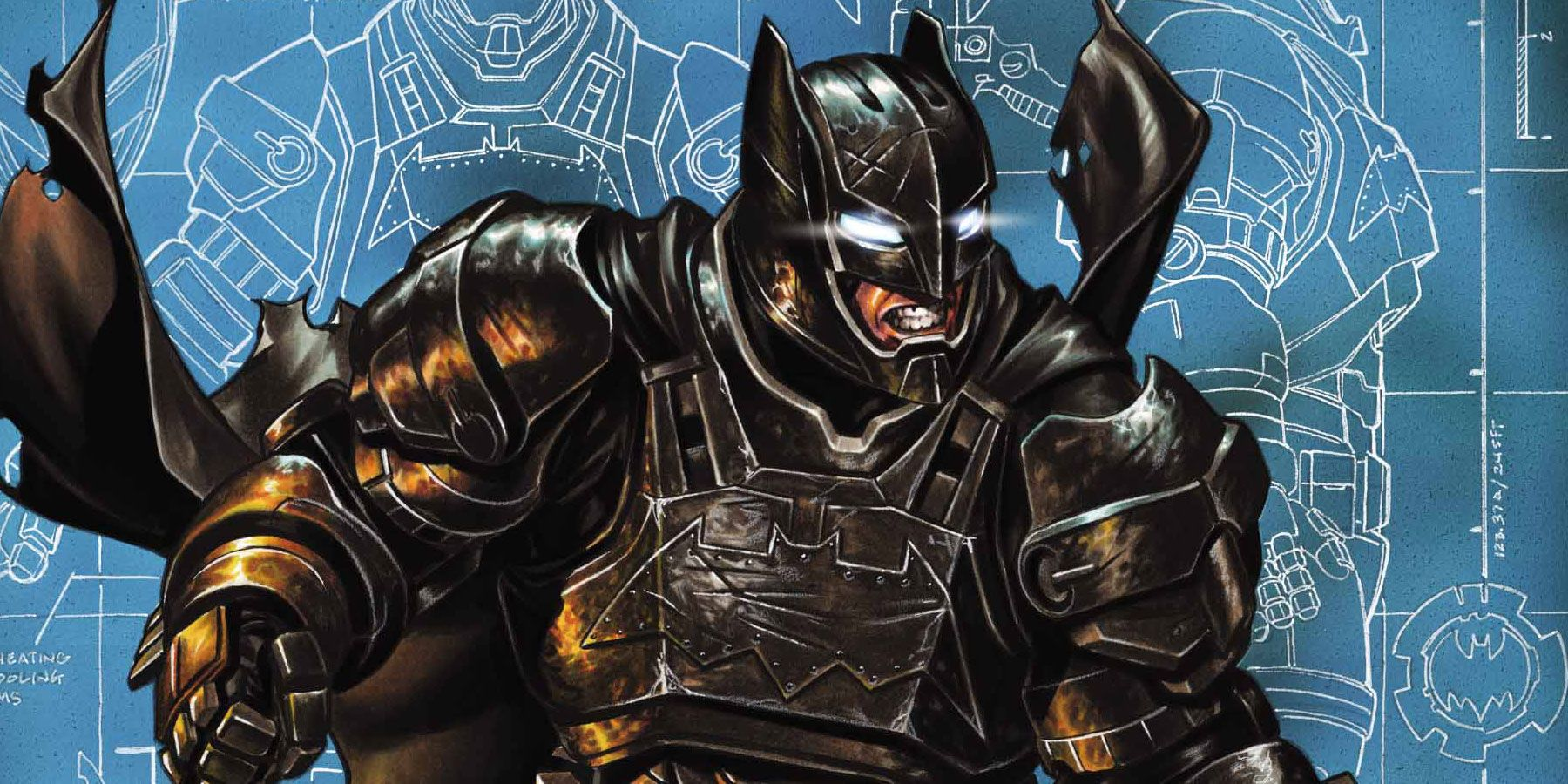 EXCL: Batman, Arkham Knight's First Fight Escalates in Detective Comics #1002