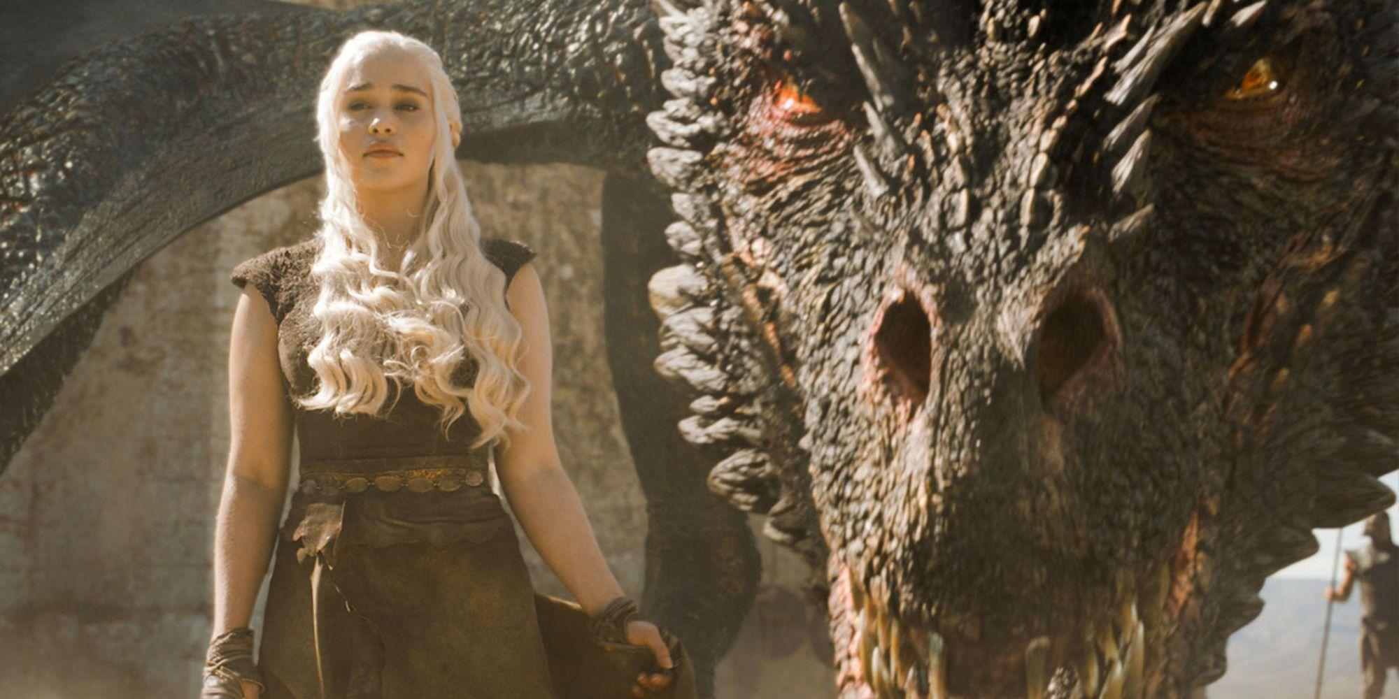 Why Emilia Clarke Turned Down Fifty Shades of Grey | CBR
