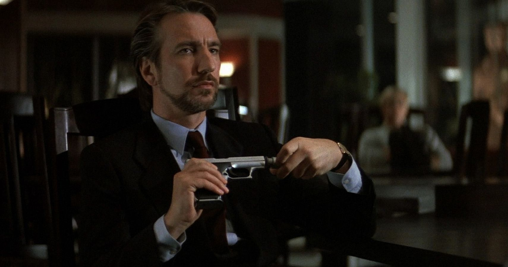 Die Hard: 10 Awesome Hans Gruber Quotes That'll Send Shivers Down Your Spine