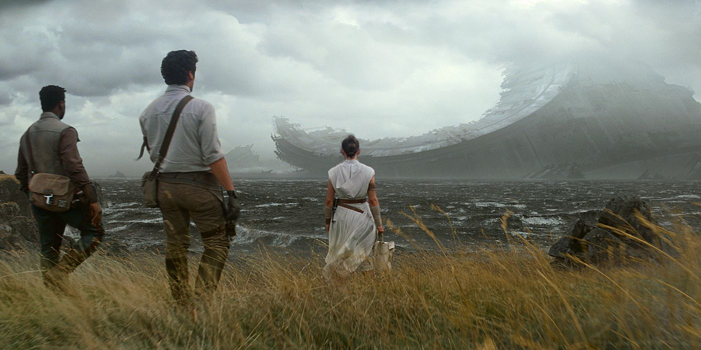 How Long Star Wars: The Rise of Skywalker Takes Place After The Last Jedi