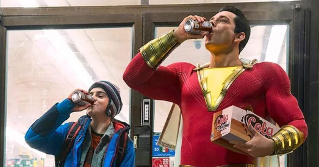 Shazam Home Release May Feature A Ton of Deleted Scenes, Including This One