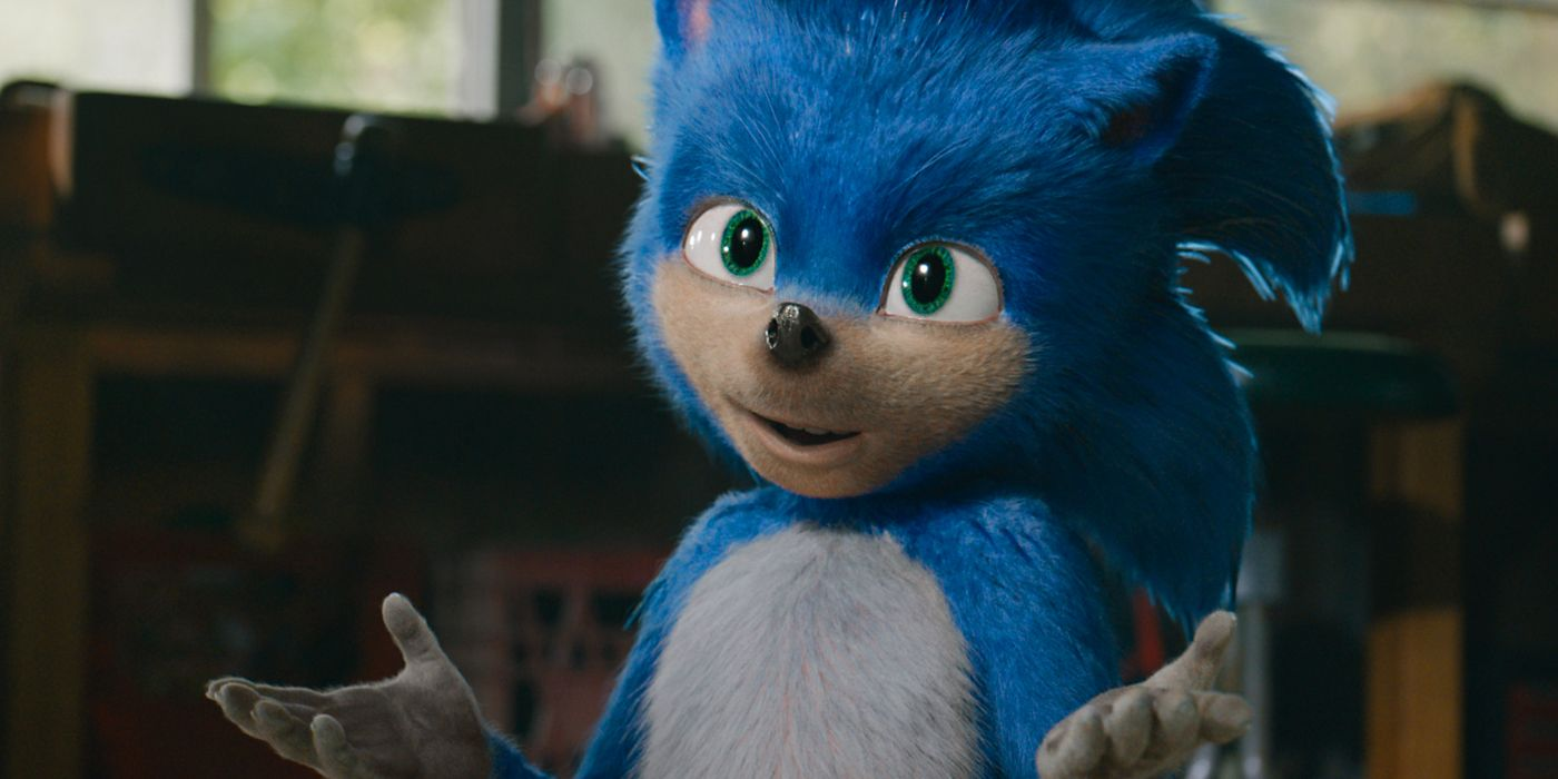 Sonic the Hedgehog: Jim Carrey Reacts to Main Character's Redesign