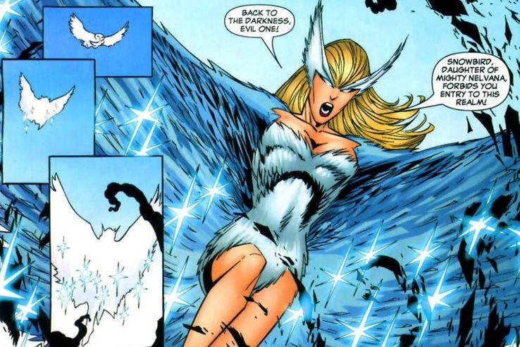 Ranking The 10 Most Powerful Marvel Demigods | CBR
