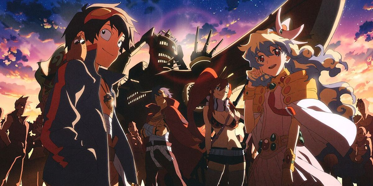 10 Best Sci-Fi Anime To Watch Right Now | CBR