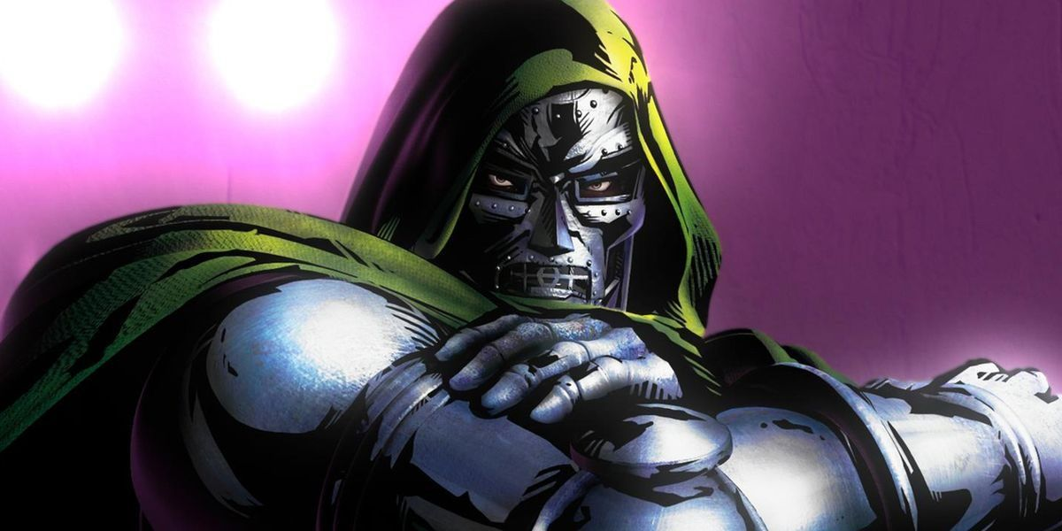 Marvel and Noah Hawley Are Still Talking About A Doctor Doom Movie