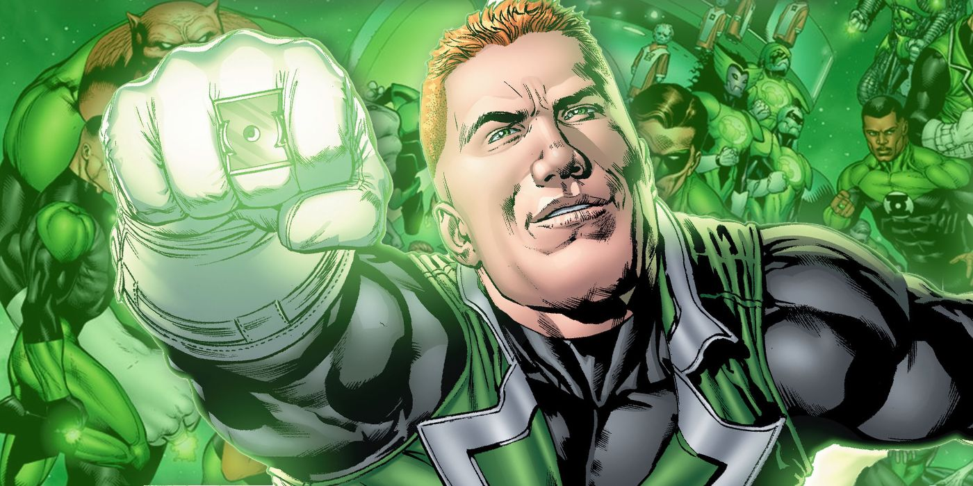 Guy Gardner: Why the Worst Green Lantern is Really the Best Green Lantern