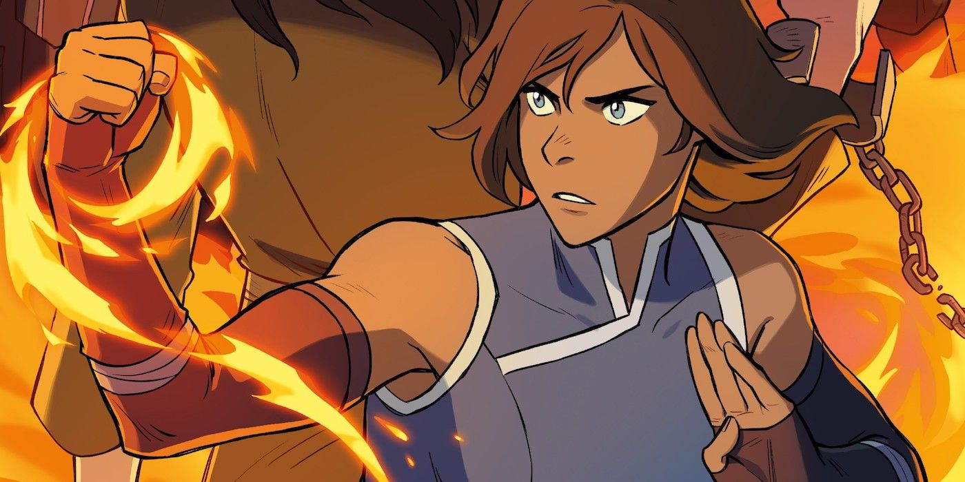 The Legend of Korra's In-Canon Comic Offers Kuvira Redemption