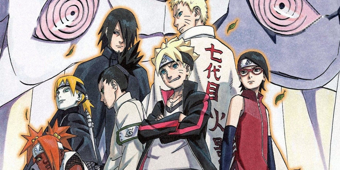 Boruto: Naruto Officially Becomes Kawaki's Mentor | CBR
