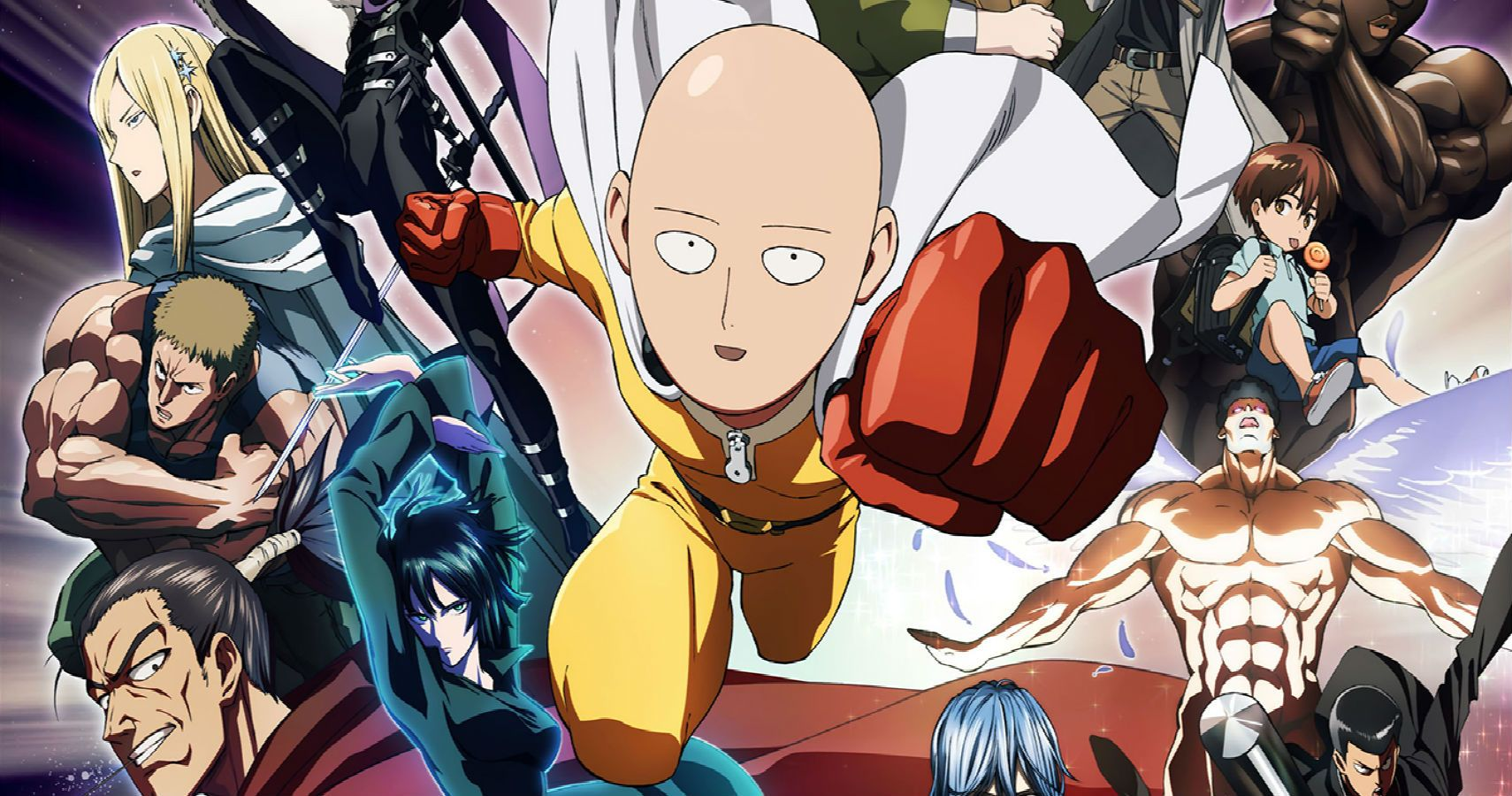 One-Punch Man: 5 Heroes & 5 Villains Ranked By Power
