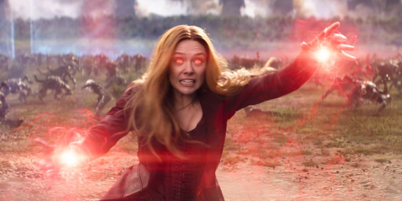 Could Scarlet Witch Become the MCU's Next Big Villain?   CBR