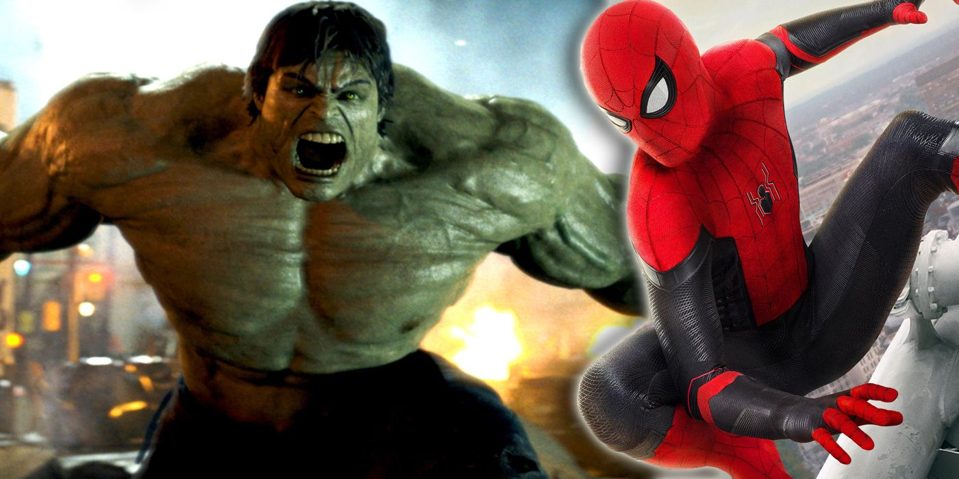 Marvel's Kevin Feige Confirms a Hidden Link Between Spider-Man and Hulk