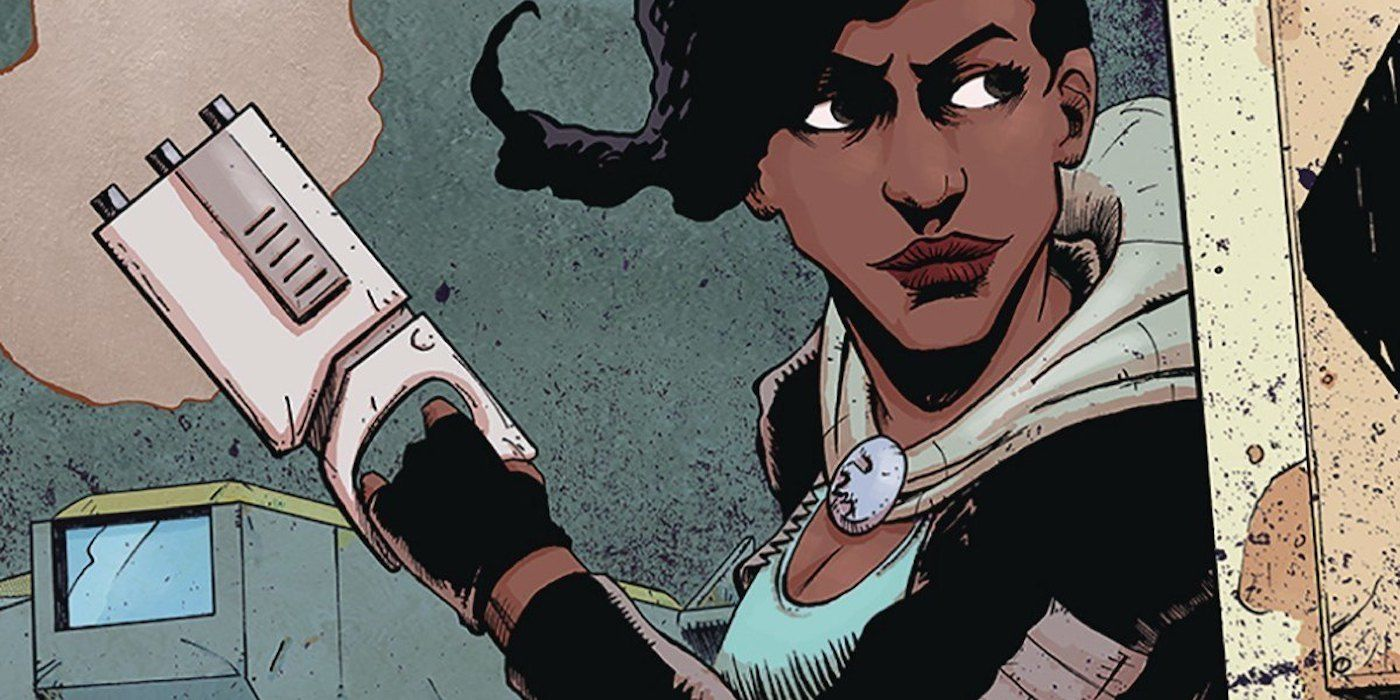 Vault Comics' Vagrant Queen Heads to TV With Syfy Series Order