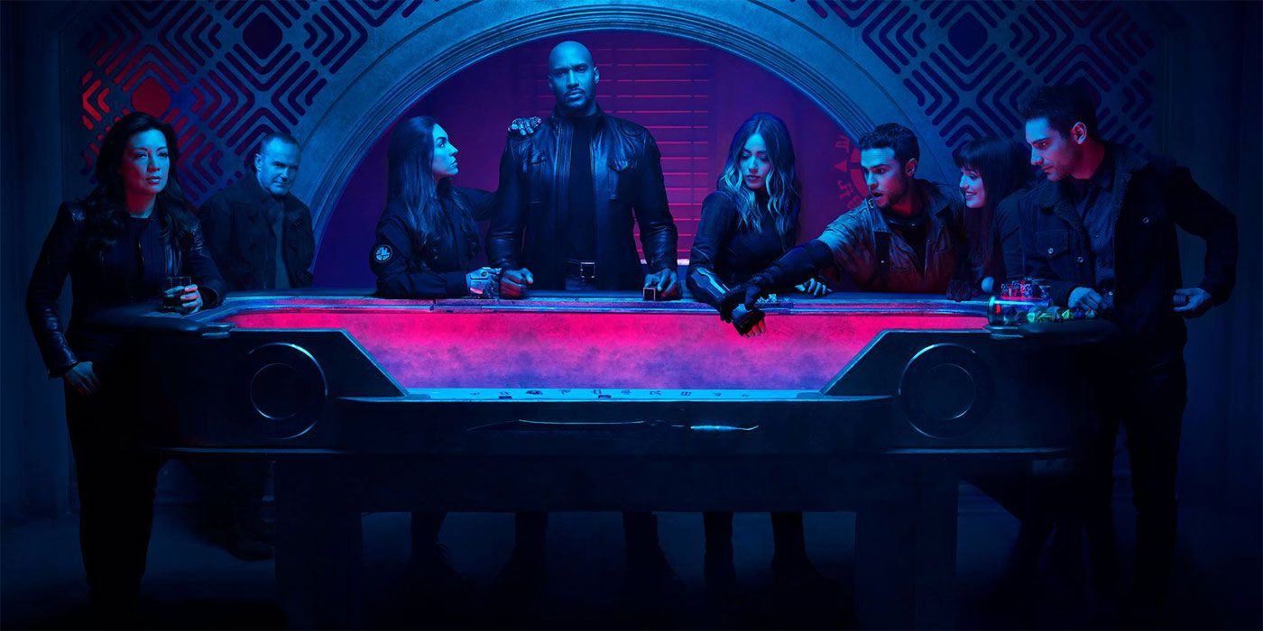 Agents of SHIELD Season 6 Finale Trailer Teases An Explosive Conclusion