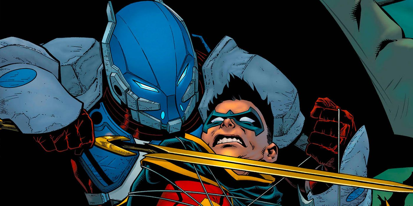 Batman Races to Save Robin from the Arkham Knight in Detective Comics #1003