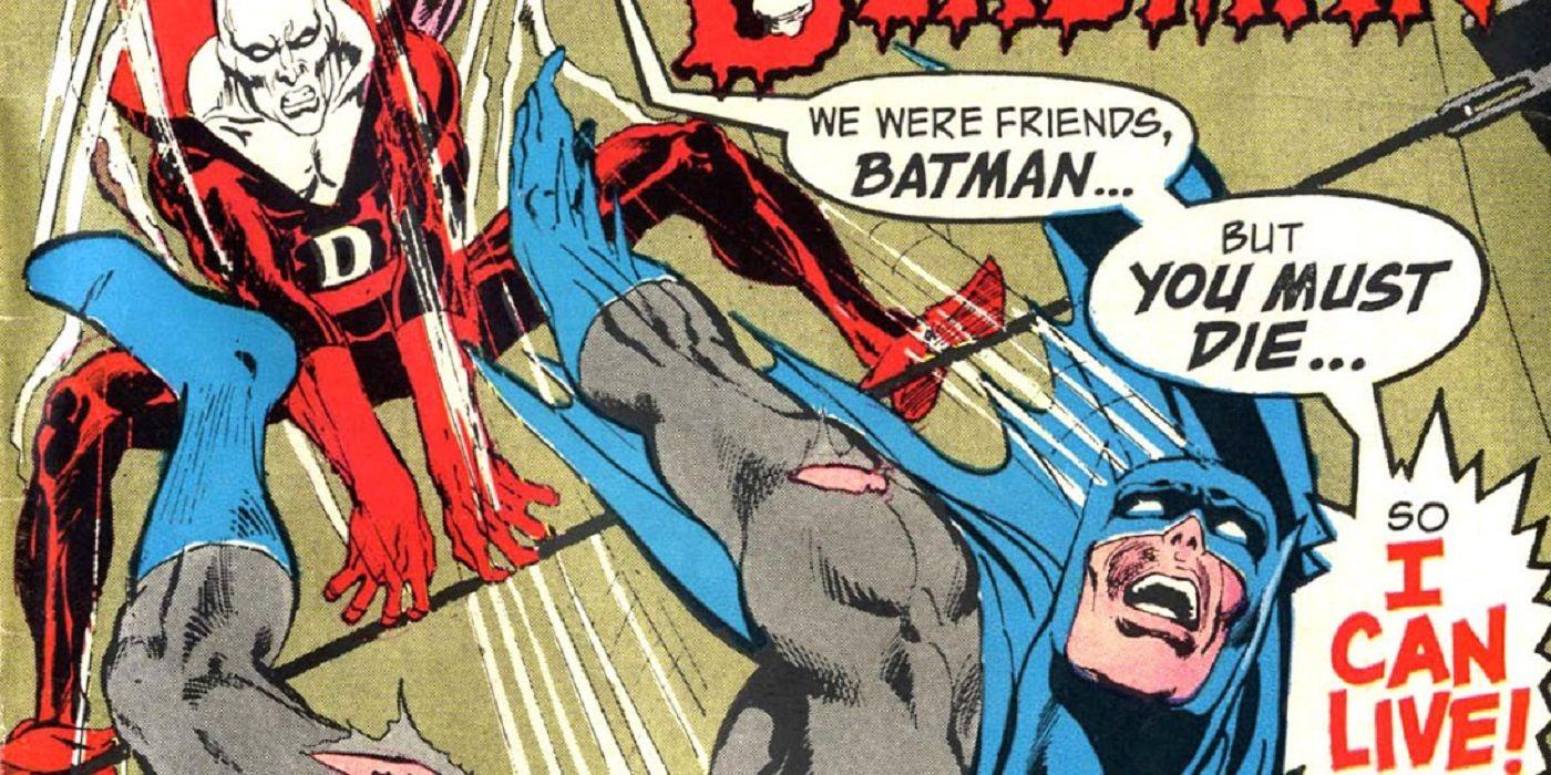Comic Legends: The Oddity of Batman/Deadman's Second Team-Up