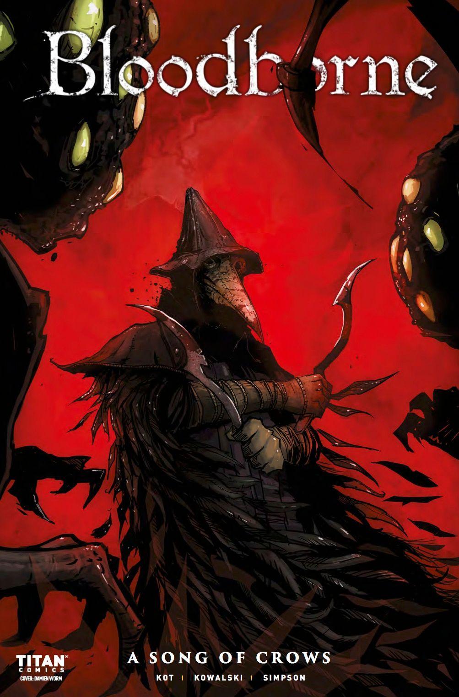 EXCLUSIVE PREVIEW: Bloodborne #12   CBR