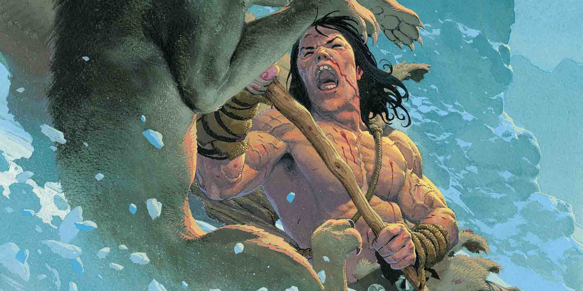 EXCLUSIVE: New Conan Series Reveals the Cimmerian's First Epic Adventure