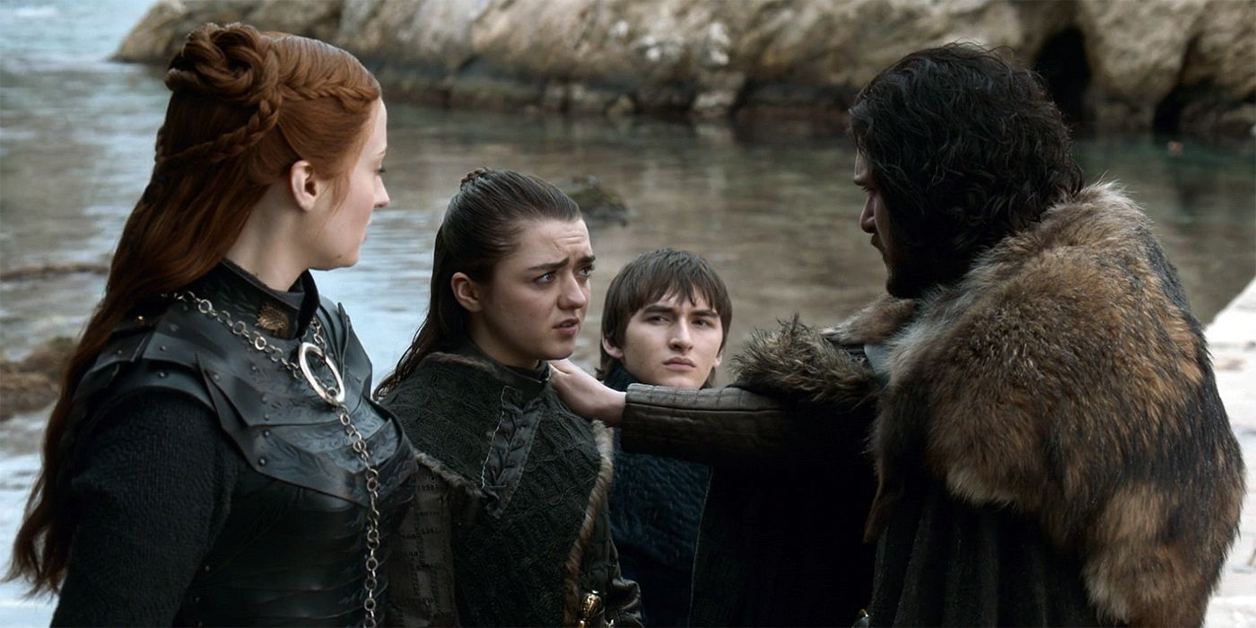 Rest Easy, Game of Thrones' Finale Delivers THAT Reunion