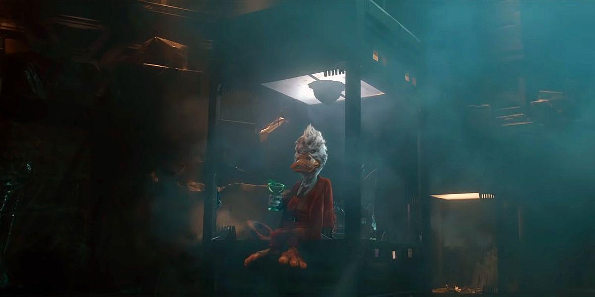 How Howard the Duck Joined the Avengers: Endgame Finale, Revealed