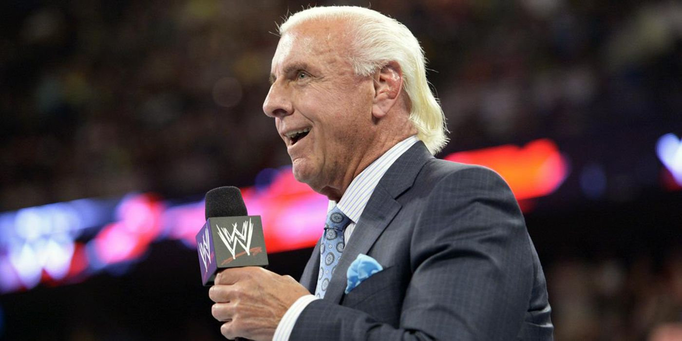 REPORT: Iconic Wrestler Ric Flair Admitted to Hospital