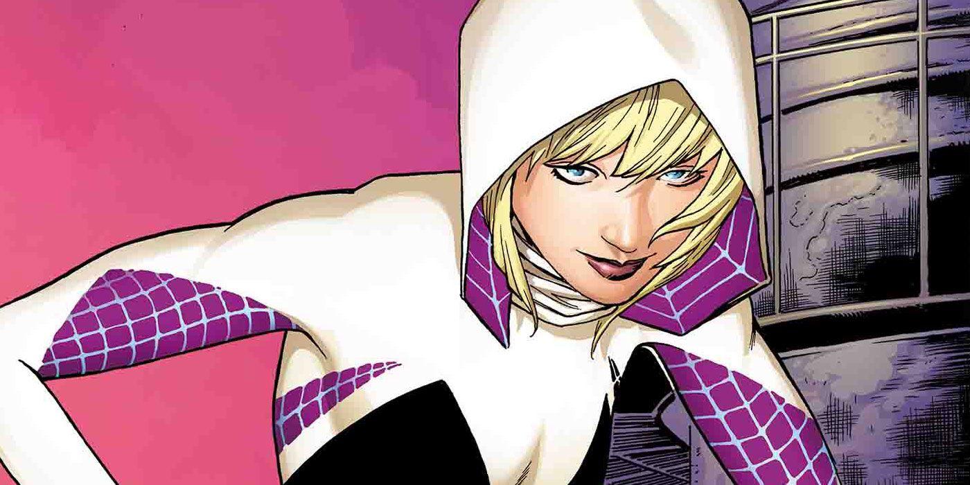 Spider-Gwen's New Series Kicks Off with Joe Quesada Variant | CBR