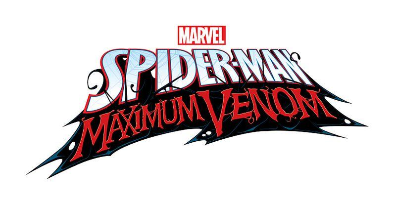 spider man maximum venom logo