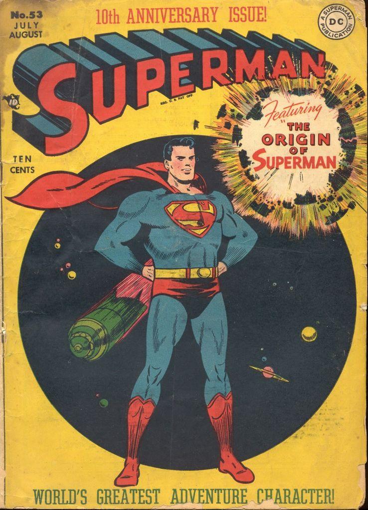 superman 53 - ¿Cuándo Superman fue llamado Kal-El?