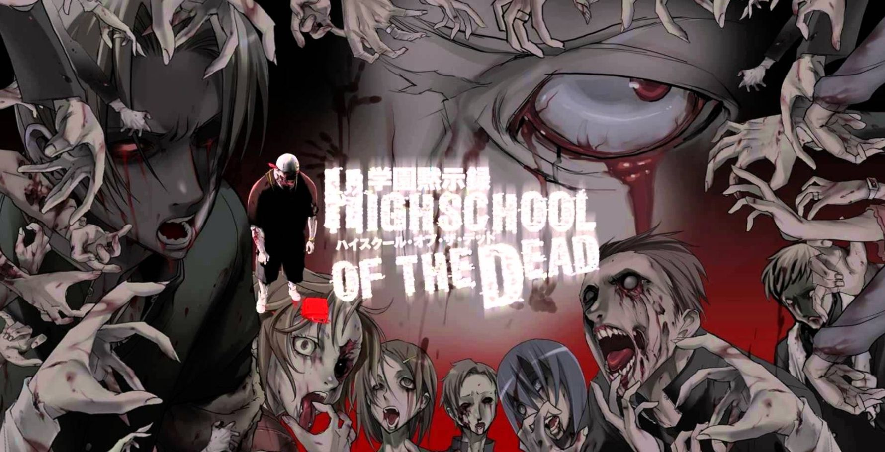 The 10 Best Zombie Anime To Watch Right Now Cbr