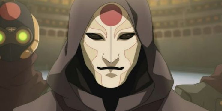 Legend of Korra: 10 Facts You Didn't Know About Amon | CBR