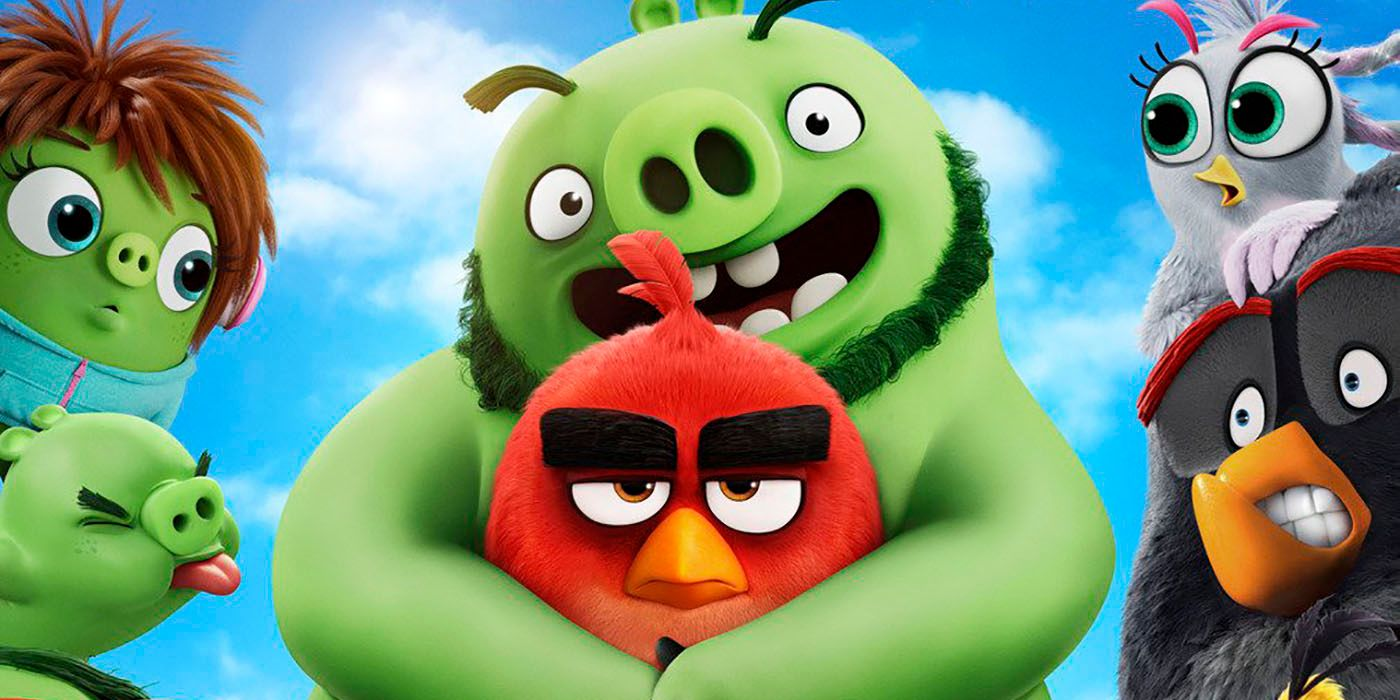Novo Trailer De Angry Birds: Angry Birds Movie 2 Releases New Trailer