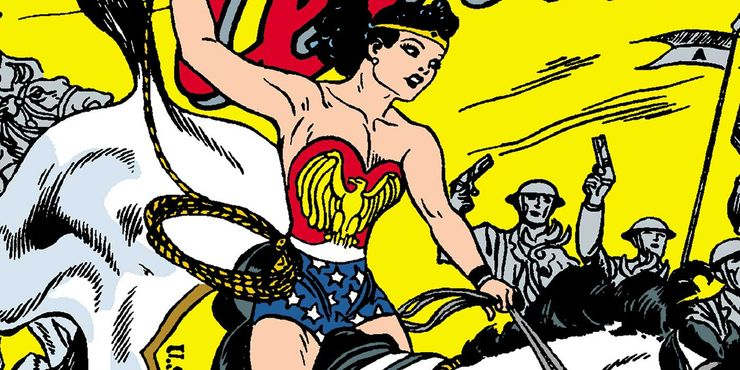When Did Wonder Woman Get Her Iconic Symbol Cbr