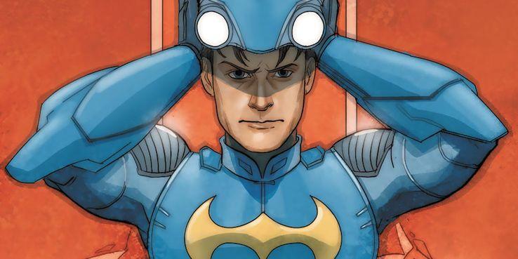 Nightwing - Los diez miembros más poderosos de la familia Superman
