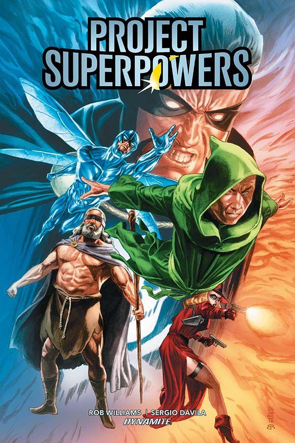 Project Superpowers: Evolution HC | CBR
