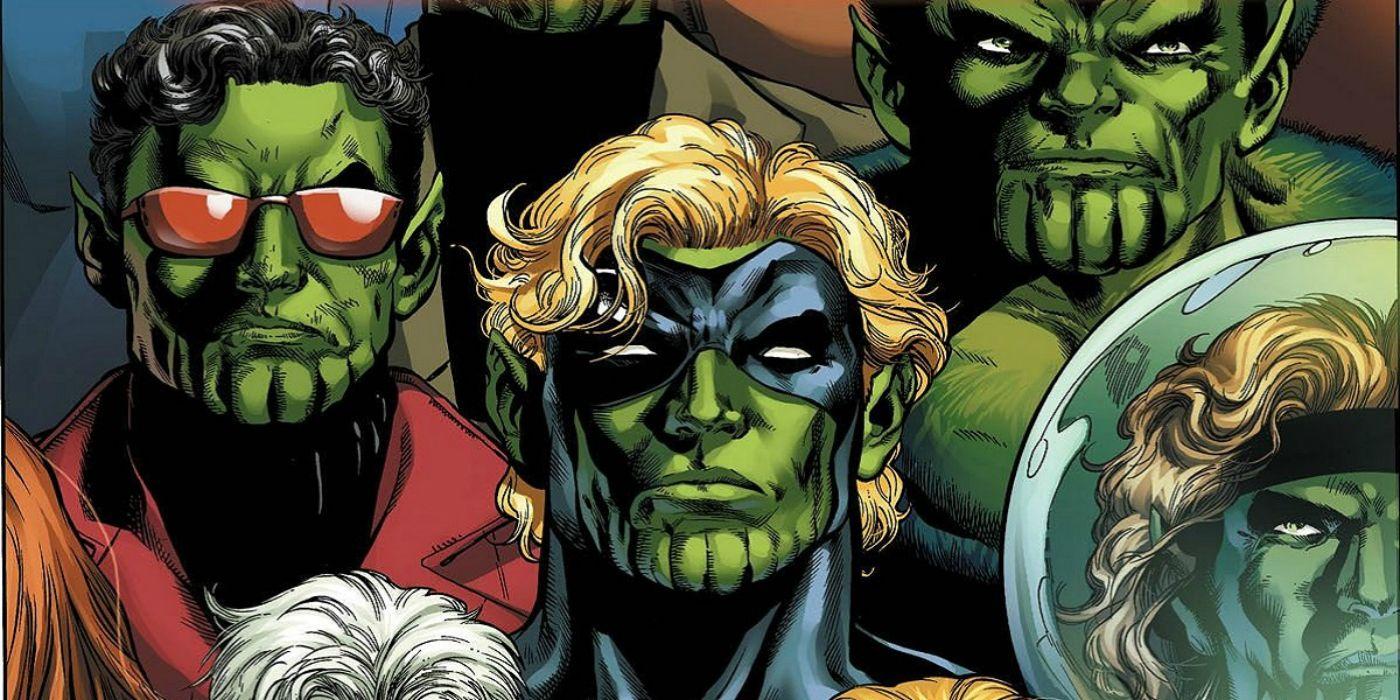 REPORT: Marvel Studios Is Developing Secret Invasion Series for Disney+