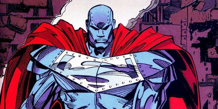 Steel - Los diez miembros más poderosos de la familia Superman