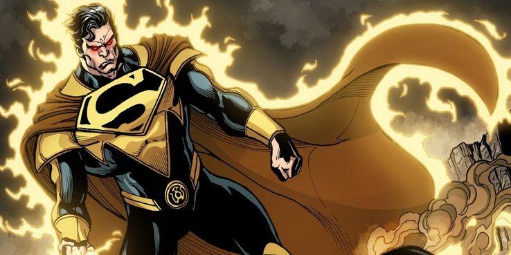 Superman Cosmic Armor - Las diez versiones más poderosas del multiverso de Superman
