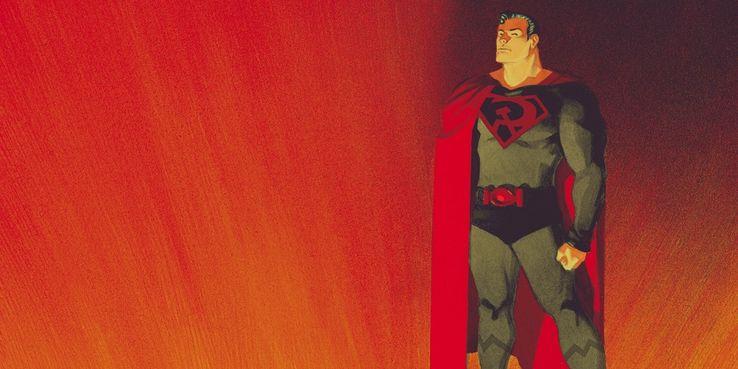 Superman Red Son - Las diez versiones más poderosas del multiverso de Superman