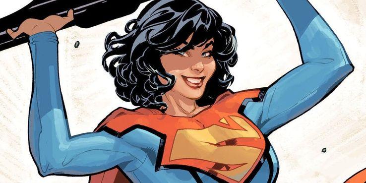 Superwoman - Los diez miembros más poderosos de la familia Superman
