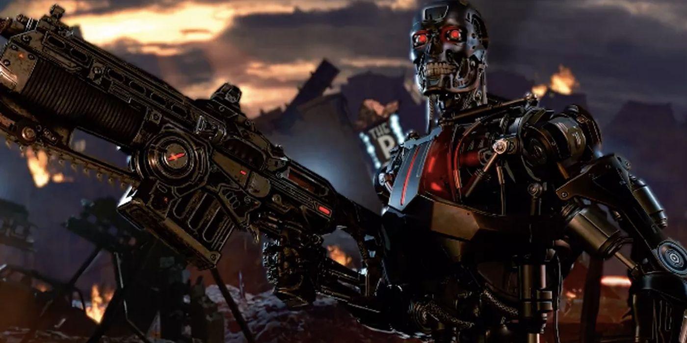 E3: Terminator: Dark Fate Crashes Into Gears 5 With DLC Teaser