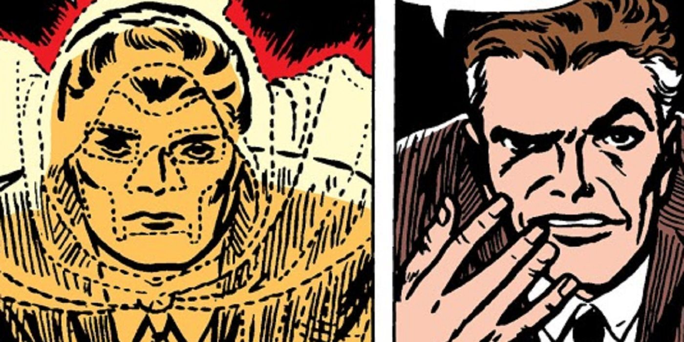 Five Times Doctor Doom Swapped Minds With Other People!