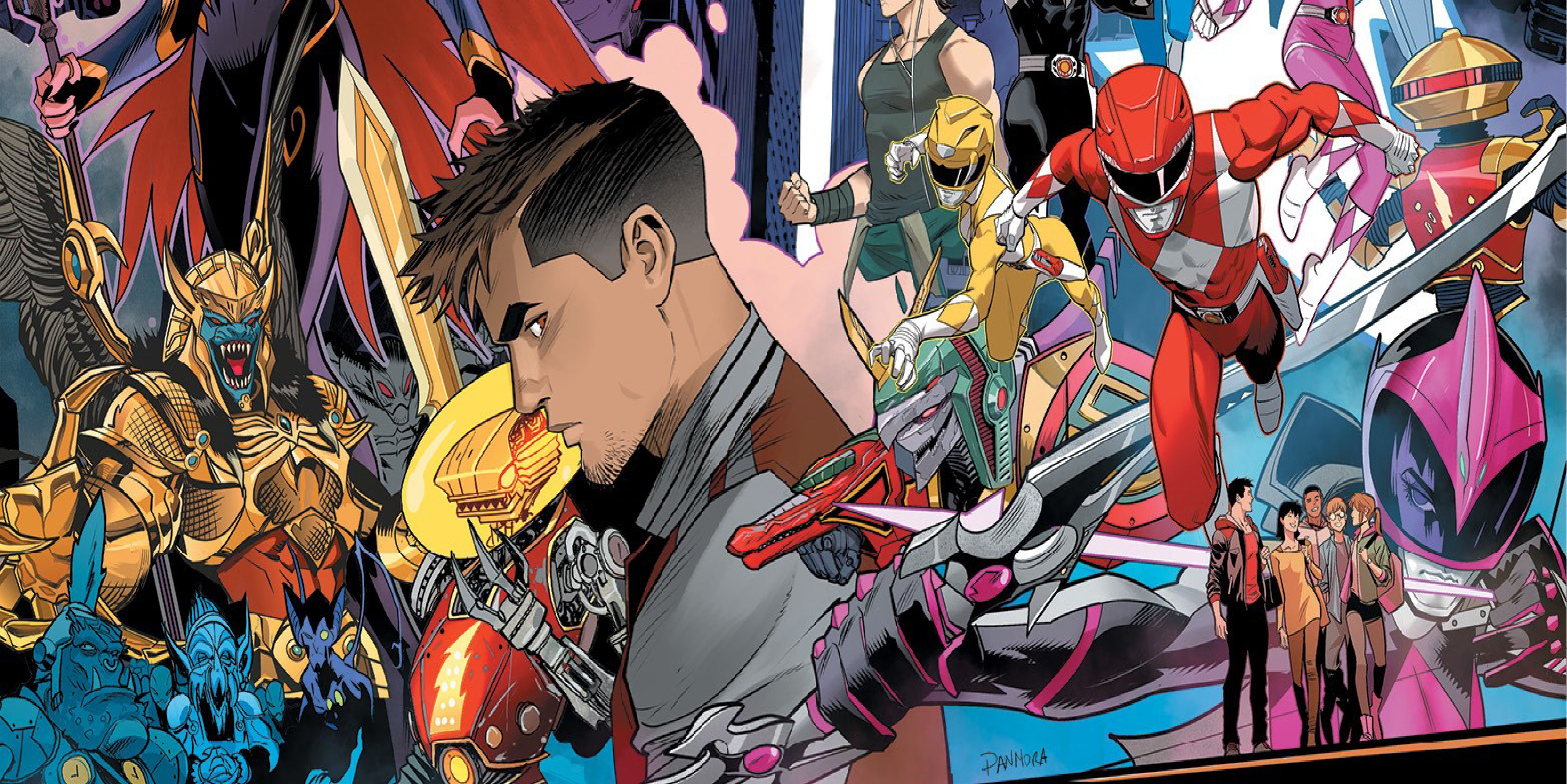 Go Go Power Rangers: Forever Rangers #1 Is Oddly Paced, But Satisfying