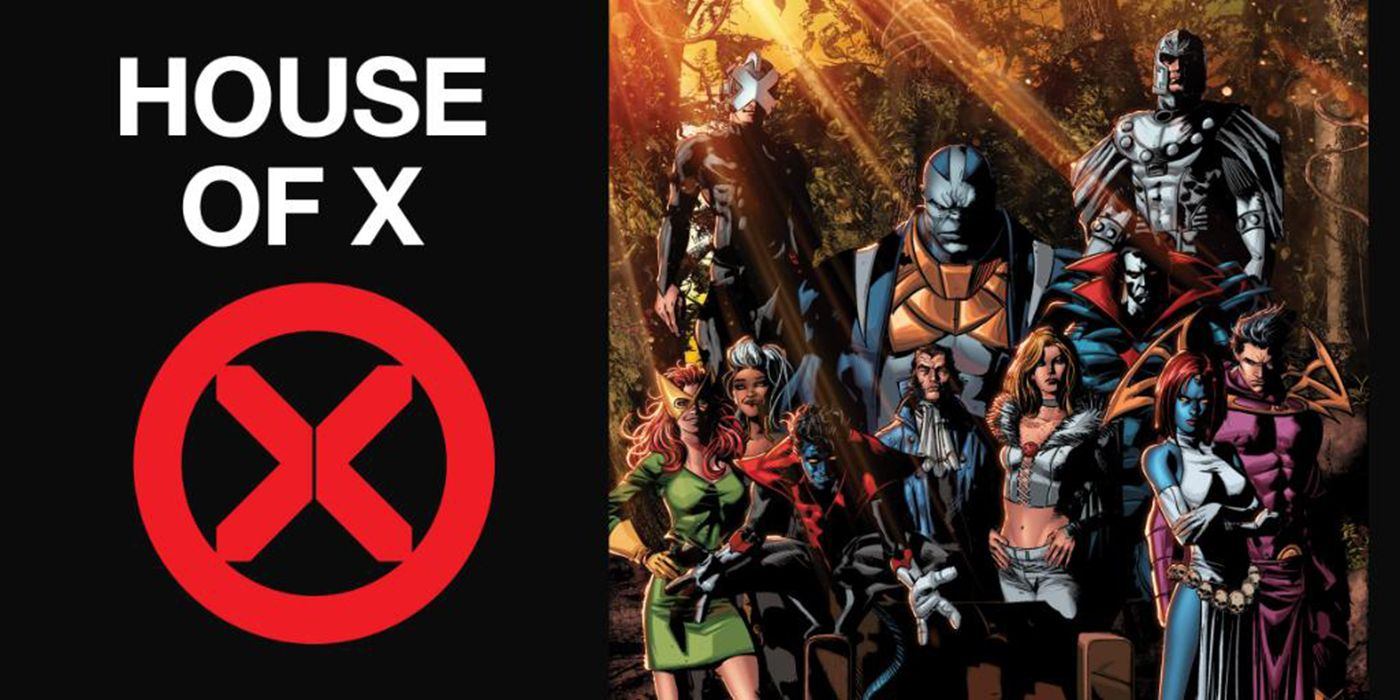 X-Men Heroes and Villains Face the Future in House of X Teaser