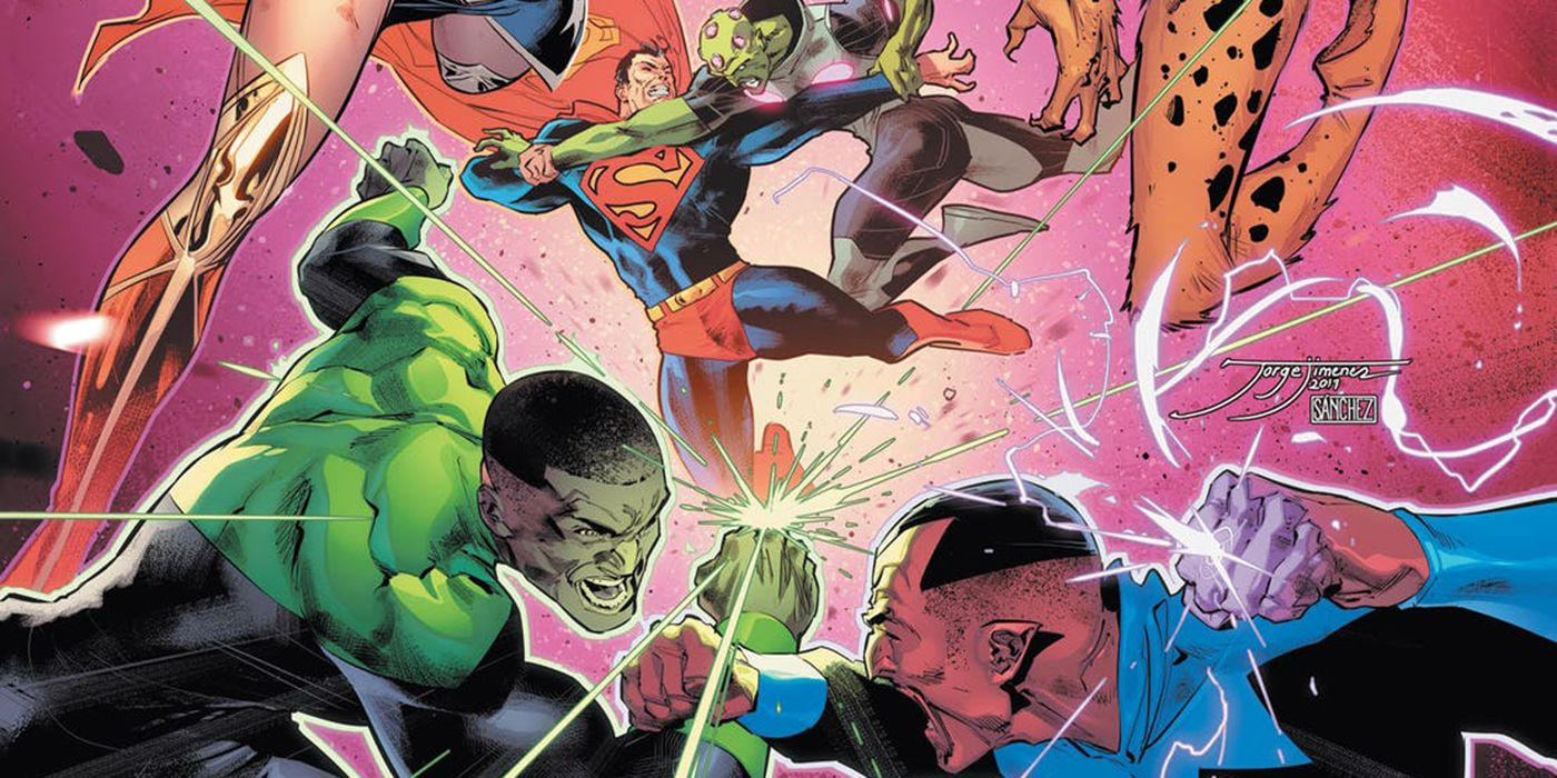 Scott Snyder: Justice League's Next Arc Will 'Collapse' DC's Hypertime