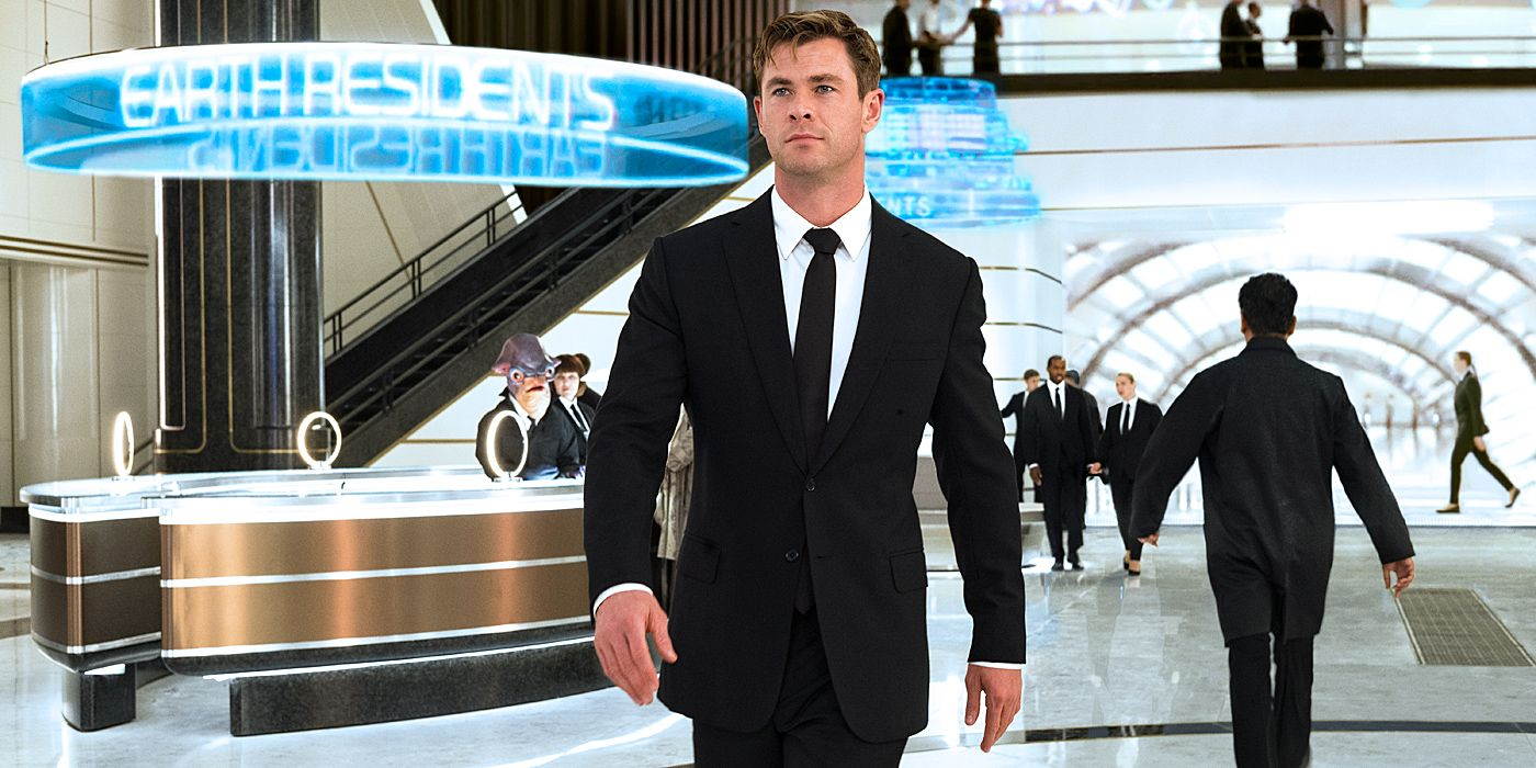 How Men in Black: International Changes the Agency's History
