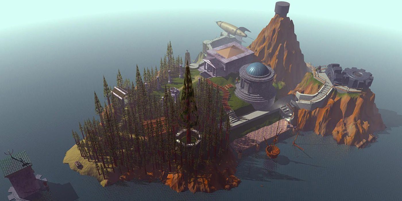 Myst Video Game Expands to Film and TV Universe | CBR