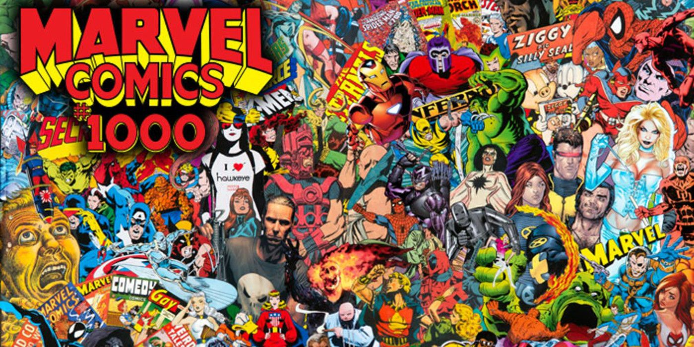 SDCC 2019: Marvel Comics #1000 Panel | CBR