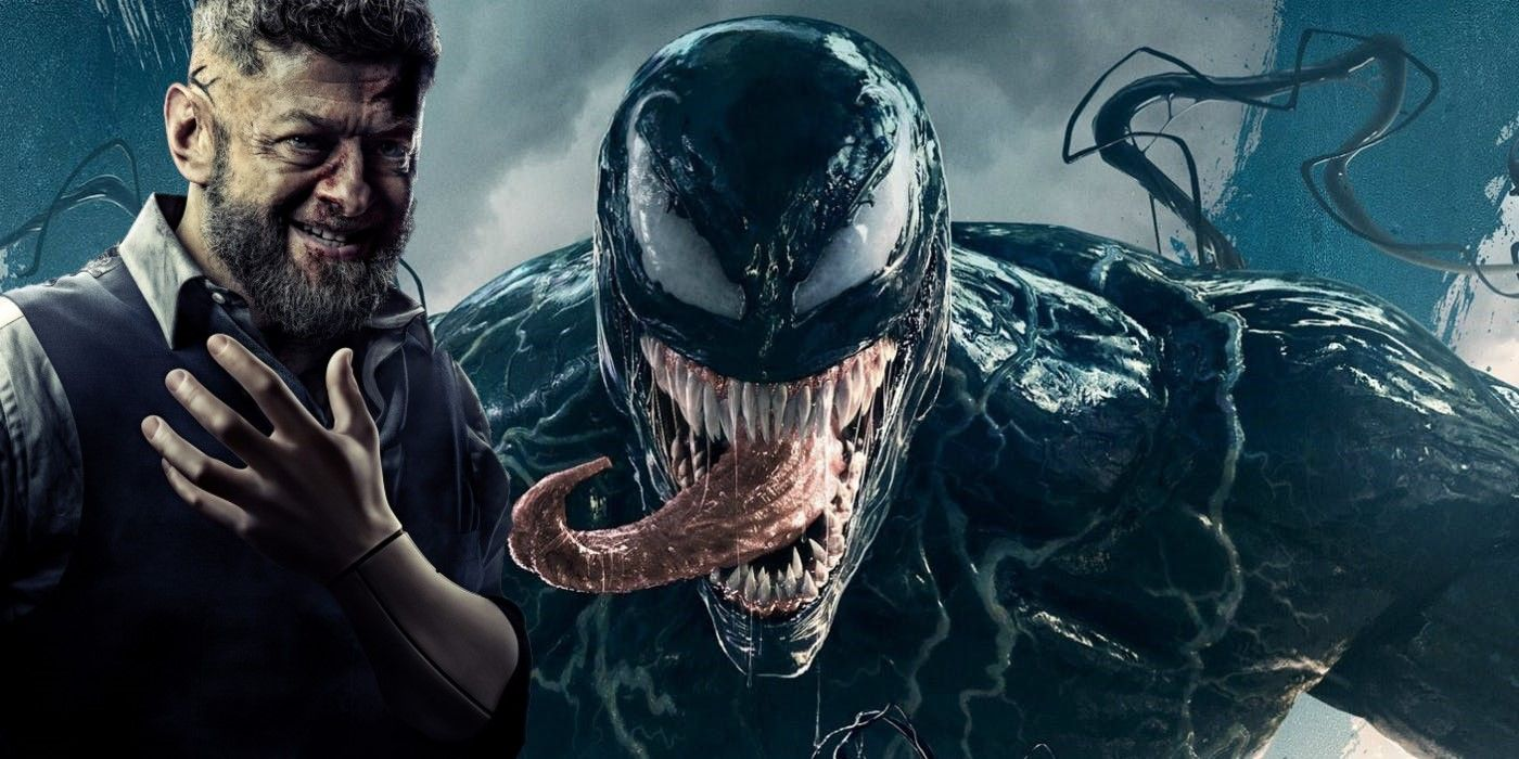 Venom 2: Andy Serkis Is the Perfect Director For Sony's Sequel