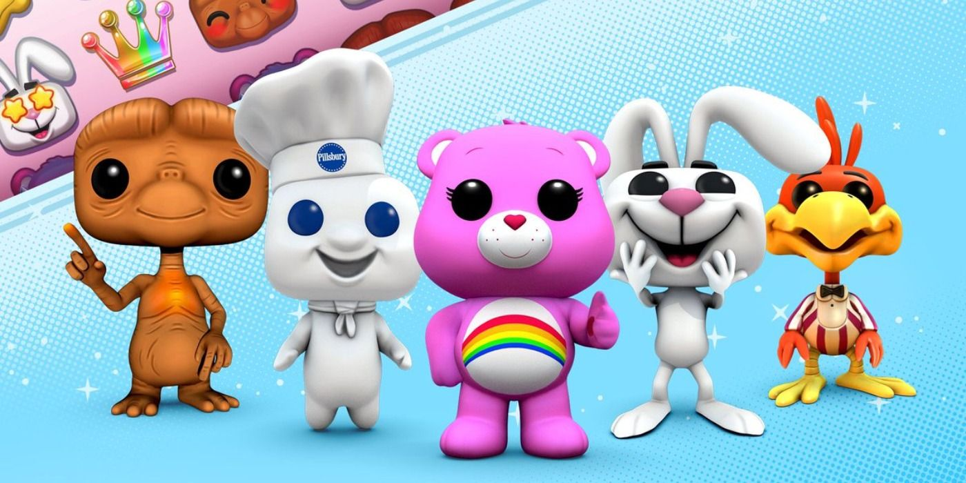 Funko Pop! Blitz Adds Care Bears, Pillsbury Doughboy to Launch Roster